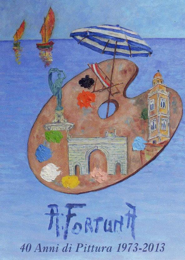 Antonio Fortuna 40 anni di pittura
