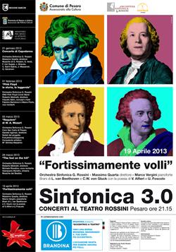 Sinfonica 30 Fortissimamente volli light