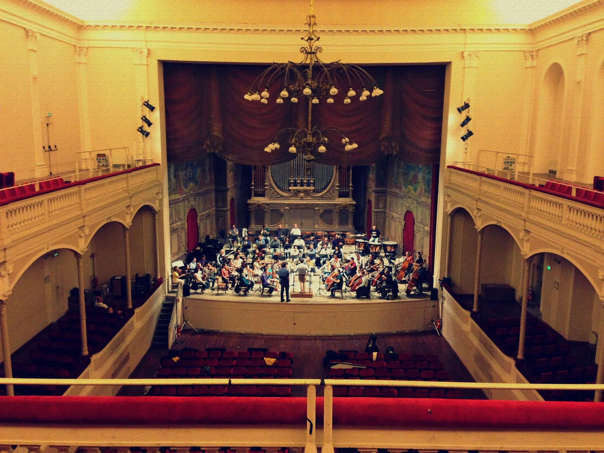 Music Day teatro Rossini