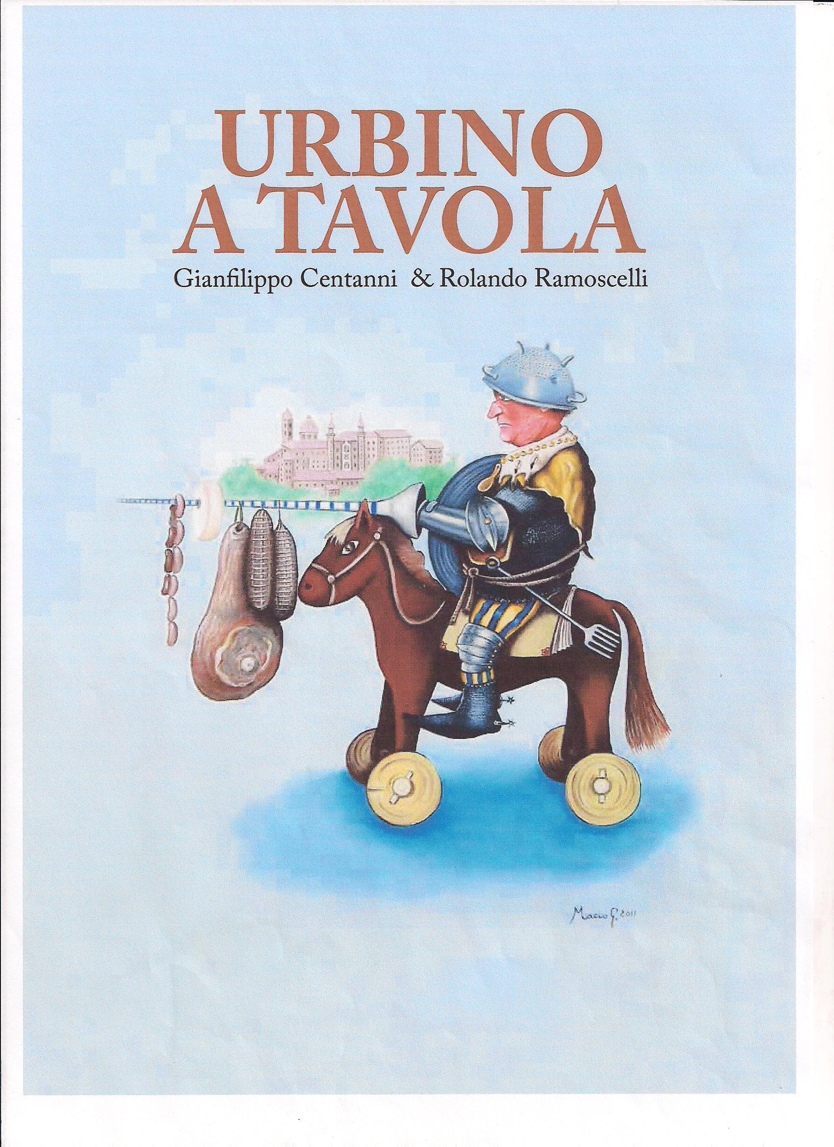 Urbino a Tavola frontespizio