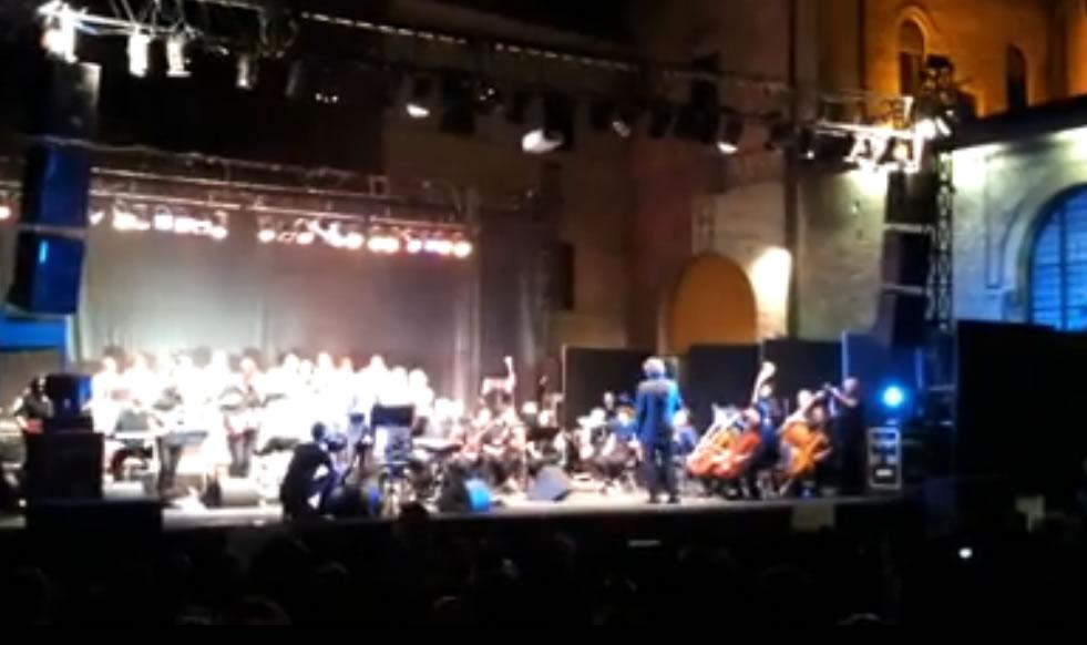 Pubblico in delirio per Queens symphonies