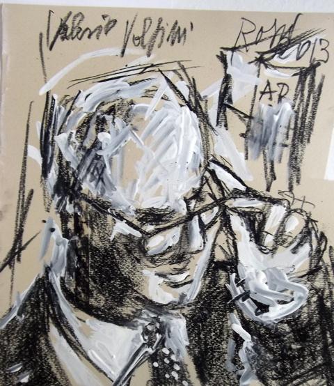 Valerio Volpini ritratto di Raimondo Rossi