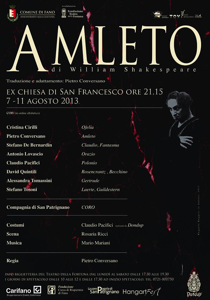 Amleto Fano 2013