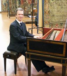 Antonio Frige clavicembalo