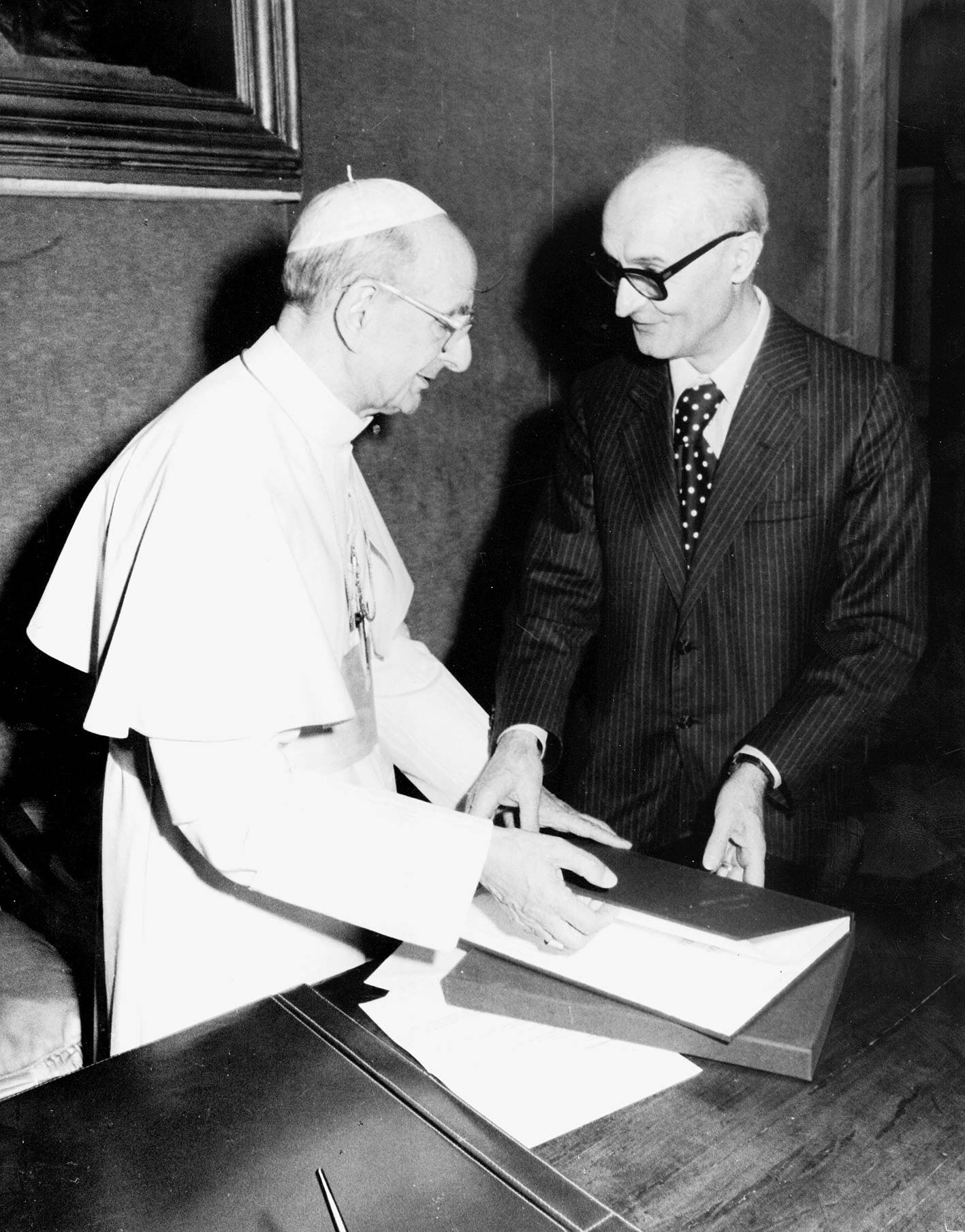 Paolo VI Valerio Volpini