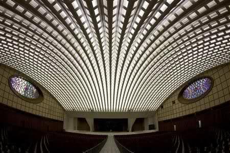Sala Nervi Orchestra Rossini Bocelli