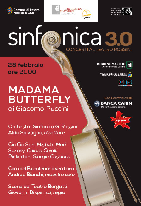 Madama Butterfly Sinfonica 30