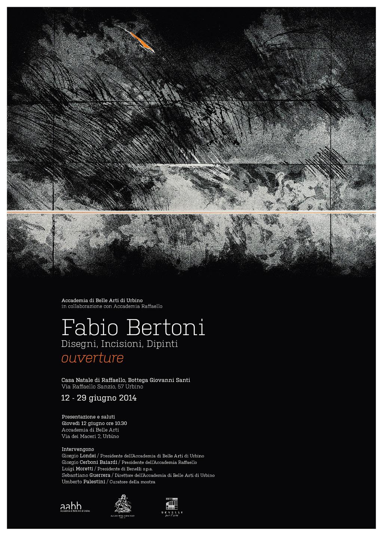 Fabio Bertoni Invito I