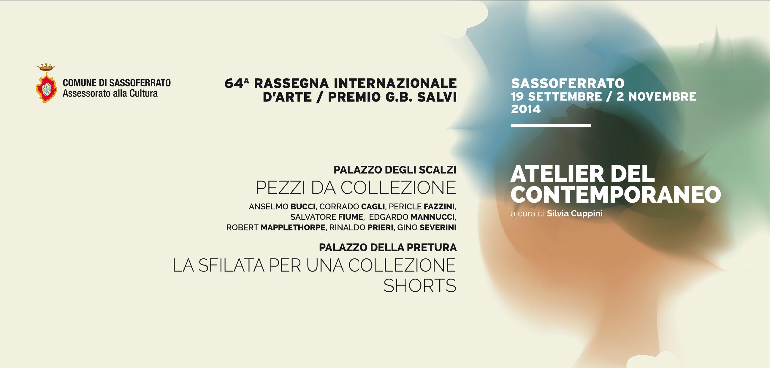 Invito Premio G.B. Salvi 2014