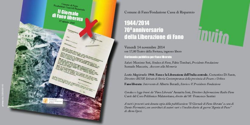 Resistenza Fano 2014