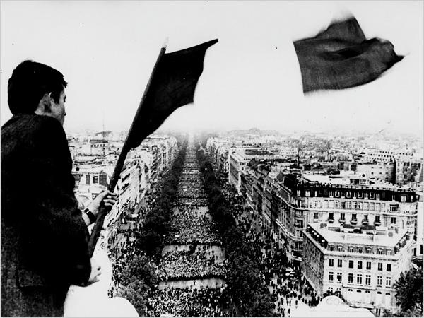 Parigi il 1968