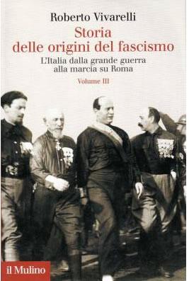 Roberto Vivarelli storia del fascismo