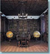 Sala dei Globi - Biblioteca Federiciana