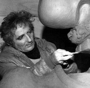 """Vittorio Corsaletti (1924-2012) """"Toto"""""""