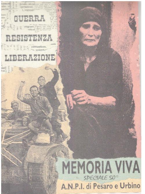 Memoria Viva ANPI Speciale 50 Liberazione 1993