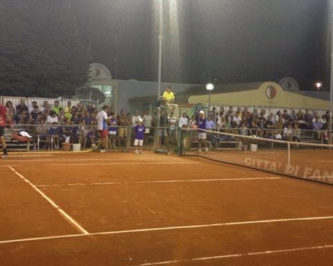 Torneo Tennis Internazionale Fano primo turno