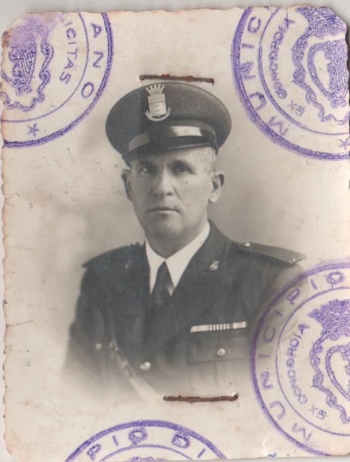Il Comandante Ennio Baledelli