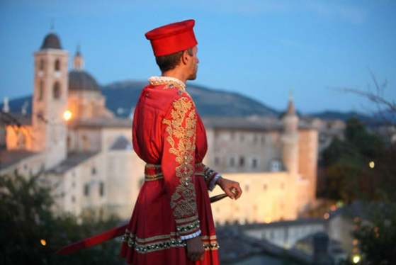 Urbino Festa del Duca SIPARI RINASCIMENTALI 2013