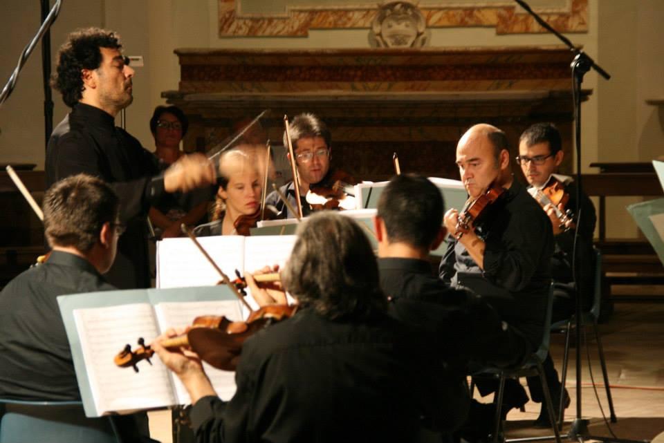 Concerto d'archi dell'Orchestra Sinfonica G. Rossini
