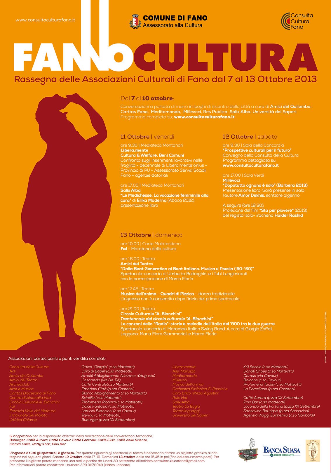 Fannocultura sesta edizione