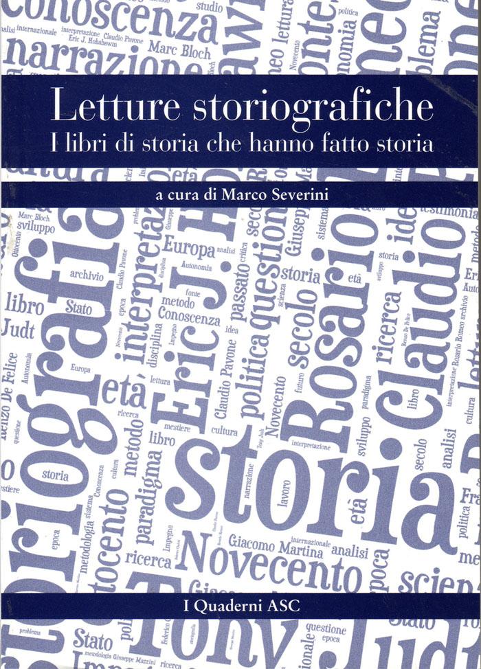volume letture storiografiche
