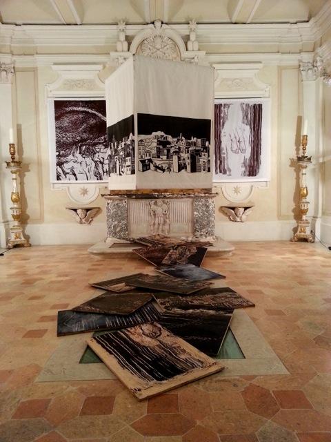 Dallaria al legno - Accademia di Belle Arti di Urbino