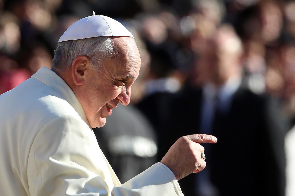 Papa Francesco c