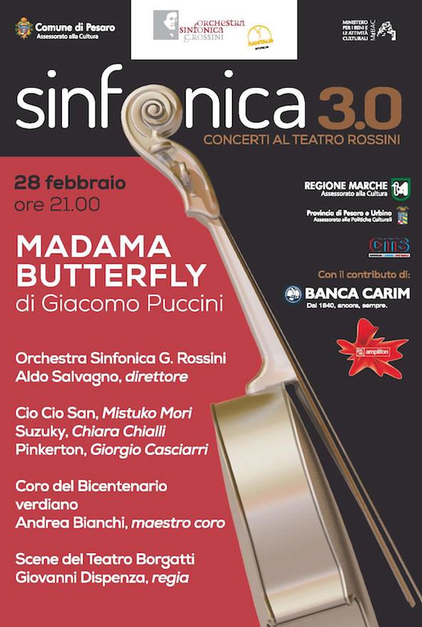 Madama Butterfly Sinfonica 30 2014