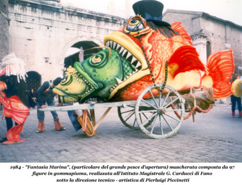 Pierluigi Piccinetti - Fantasia marina