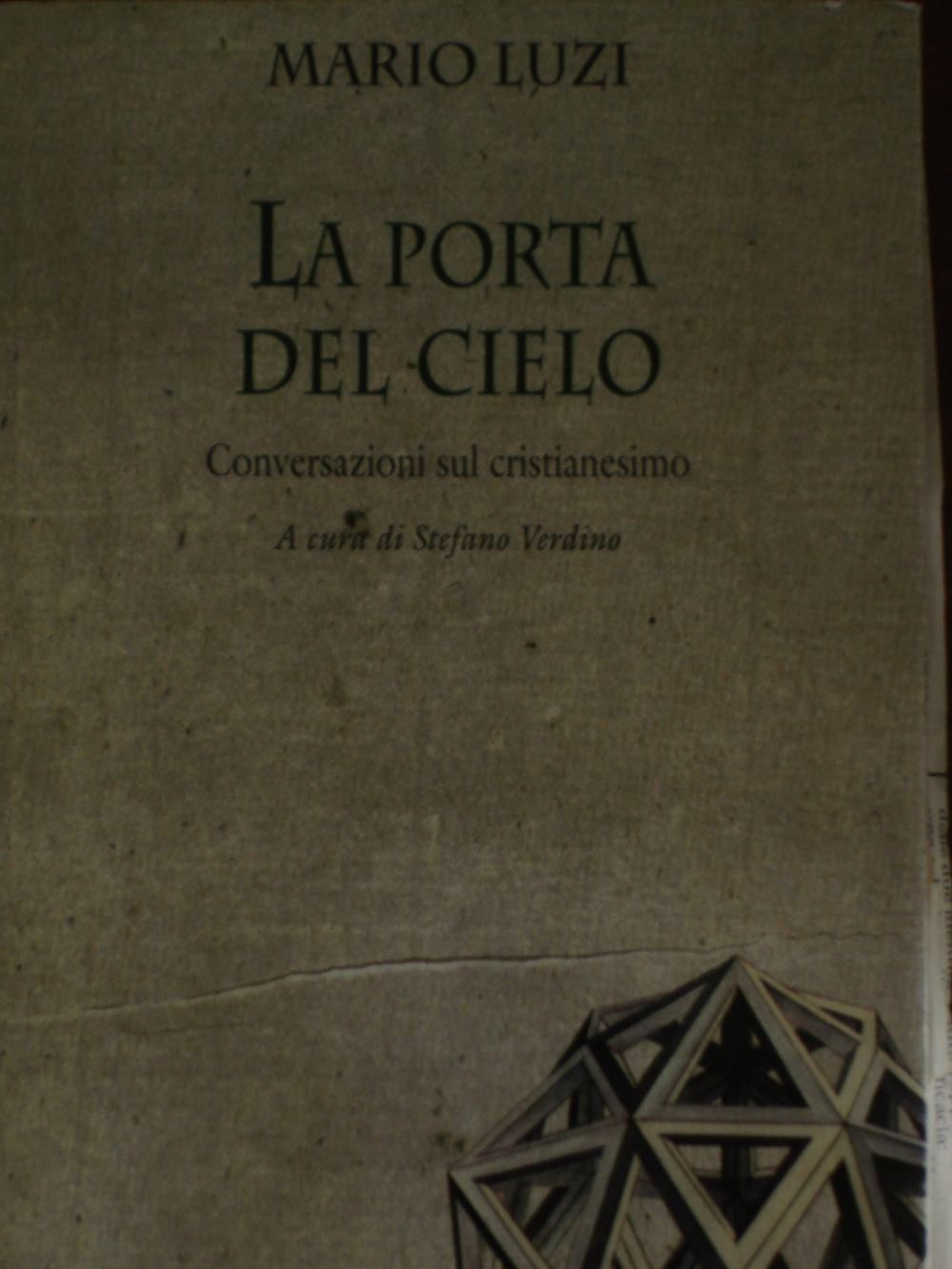 La Porta del Cielo - Mario Luzi
