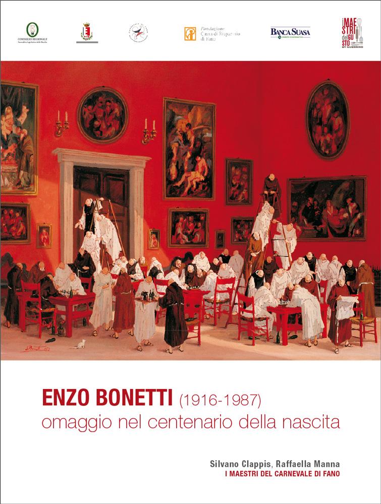 Enzo Bonetti Carnevale 2016