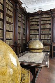 FANO Biblioteca Feericiana - Sala dei Globi