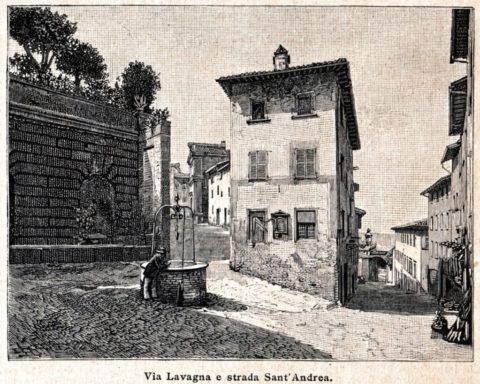 Il quartiere di SantAndrea e Porta Lavagine