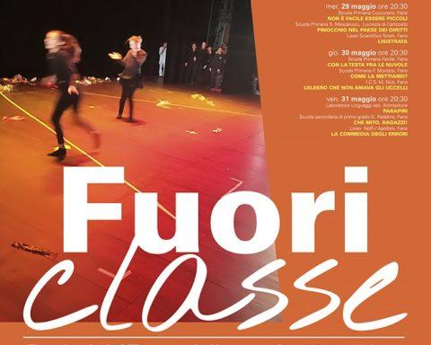 Fuoricliasse - Teatro della fortuna Fano