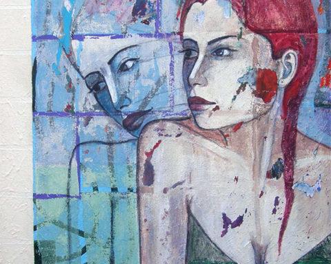 Mario Perinelli Mostra Pittura Fano